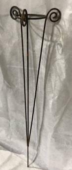 Eisenständer 3-Bein 100cm