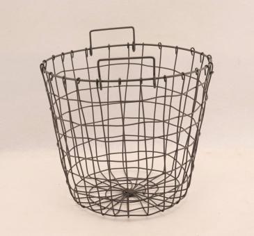 Gitterkorb D:30 H:25 cm mit Henkel